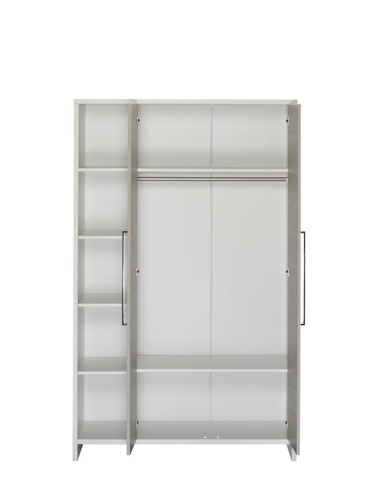 Chambre b b lit commode armoire eco silber schardt for Schardt eco silber kinderzimmer